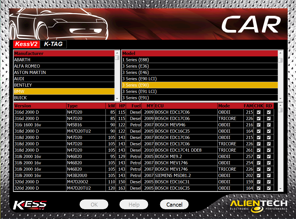 Alientech Kess V2 The Review Ecu File Tuning Remap Portal